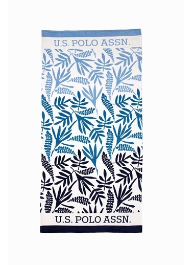 U.S. Polo Assn. Plaj Havlusu Lacivert